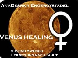 Webinar: Venus Healing (Energieübertragung)