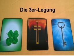 Webinar: Kartenlegen lernen: Die 3er-Legung (Lenormand)