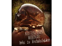 Webinar: Kostenloser Infoabend zu Kristallschädeln und Kistalldrachen