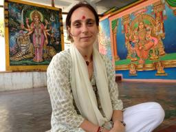 Webinar: Satsang mit Bharati im Juli