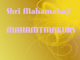 Webinar: MAHATMAKURS II