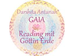 Webinar: GAIA Göttin Erde Reading-Einzelsitzung