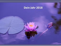 Webinar: Dein persönlicher Ausblick für 2018 in allen Bereichen