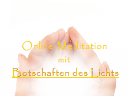 Webinar: Saint Germain: Die große Transformation (Meditation)