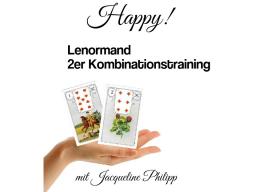 Webinar: Lenormand Kombinationstraining *Übungsabend *