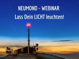 Webinar: LASS DEIN LICHT LEUCHTEN - NEUMOND- und ELISE-Energien für deinen NEUANFANG!