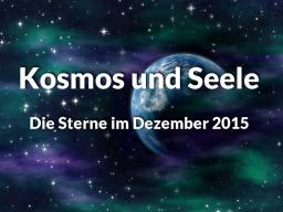Webinar: Die Sterne im Dezember 2015