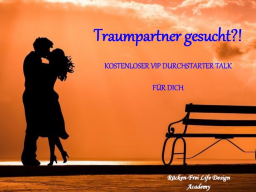 Webinar: Traumpartner gesucht?!