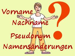 Webinar: Schicksal und Persönlichkeit in den Namen; die Numerologie der Vor- und Nachnamen, Namensänderungen