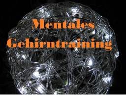Webinar: Mentales Gehirntraining- Clearing für Ihr Gehirn
