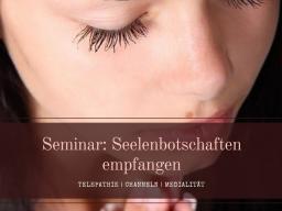 Webinar: Lerne Seelenbotschaften zu emfangen: Channeling und Telepathie