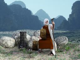 Webinar: Mut, Tatkraft, Weisheit, Entscheidungsfindung mit Moses