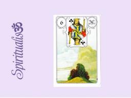 Webinar: ૐ  6 DIE WOLKEN ૐ     Themenreihe:  Meine spirituelle Reise durch das Lenormand- Karten-Deck!