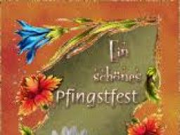 Webinar: Festtagslegung zu Pfingsten