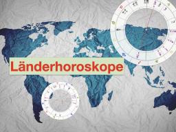 Webinar: Länderhoroskope - Haben Staaten eine Seele?