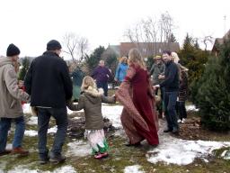 Webinar: Schamanische Weihnachtsfeier