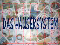 Webinar: DAS HÄUSERSYSTEM