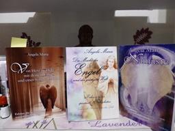 Webinar: Lesung aus den Büchern von Angela Maria