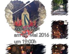 Webinar: -AVE MARIA- Magische Reise und Begegnung in der Mariengrotte