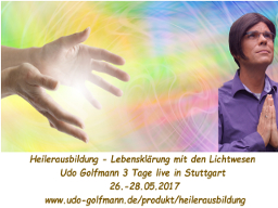 Webinar: Kostenloses Infoseminar zur Heilerausbildung in Stuttgart