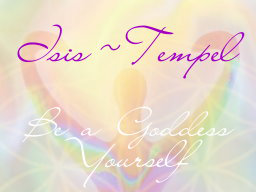 Webinar: ISIS - Tempel - Solarplexus - Einweihung 'Goldene Kugel'