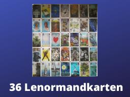 Webinar: 36 Lenormandkarten leicht erklärt