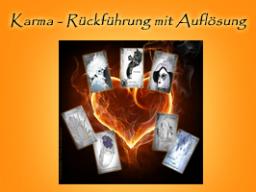Webinar: Kartengestützte Karma-Rückführung mit Auflösung Dauer ca. 45 Minuten