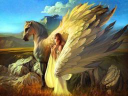 Webinar: UNICORNCIRCLE - Pegasuseinhörner & das Seelenlicht - Meditationsreise