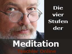 Webinar: Die vier Stufen der Meditation