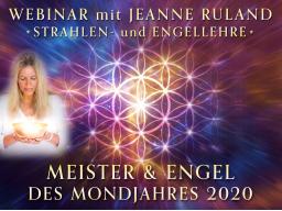 Webinar: MEISTER & ENGEL des MONDJAHRES 2020