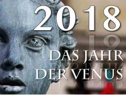 Webinar: 2018 - Das Jahr der Venus