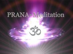 Webinar: Einzel - Energetische - Grundreinigung & PRANA-Meditation