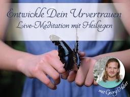 Webinar: Entwickle dein Urvertrauen - Live-Meditation mit Heilsegen