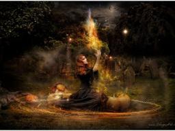 Webinar: SAMHAIN keltisches Fest -Feier-/Ritualstunde mit Petra