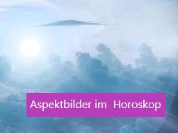 Webinar: Aspektbilder im Horoskop