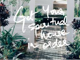 Webinar: MULTI-LEVEL-KLÄRUNG DEINES SPIRITUELLEN UND DEINES IRDISCHEN HEIMES - BRINGE ALLE DEINE HÄUSER IN DIE HÖCHSTE ORDNUNG