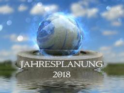 Webinar: JAHRESPLANUNG 2018