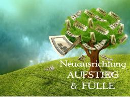 Webinar: Neuausrichtung AUFSTIEG & FÜLLE