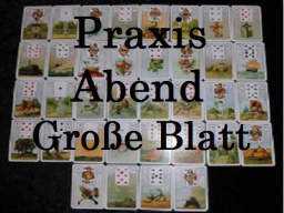 Webinar: Kartenlegen Intensiv H3: PRAXIS - GROSSE BLATT