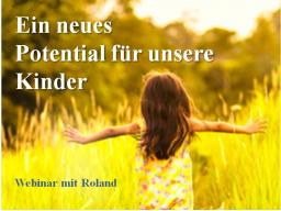 """Webinar: Kinder-Projekt: """"Mit Leichtigkeit und Freude lernen"""""""