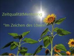 Webinar: ZeitqualitätMentoring August