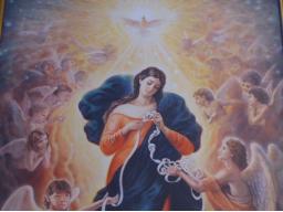 Webinar: Maria - die Knotenlöserin löst mit uns unsere Lebensknoten
