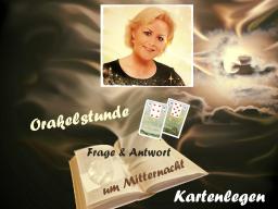 Webinar: Orakelstunde um Mitternacht! Kartenlegen, Pendeln, Engel & Orakel