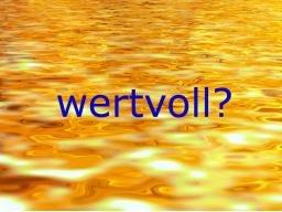 Webinar: Verknüpfung von Leistung mit dem persönlich empfundenen Wert lösen