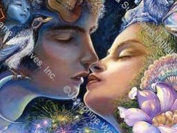 Webinar: Seelenliebe Kuss der Zwillingsseelen & Seelenpartner 2015