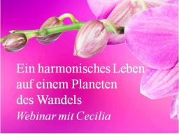 Webinar: Ein harmonisches Leben auf einem Planeten im Wandel
