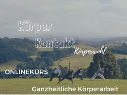 Webinar: KörperKontakt Körperwohl - Deine Präsenz
