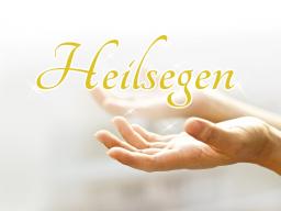 Webinar: Heilsegen mit Georg Huber