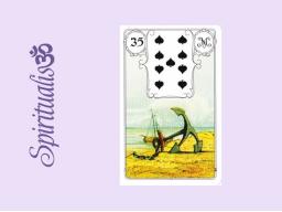 Webinar: ૐ  20 DER PARK  ૐ    Themenreihe:  Meine spirituelle Reise durch das Lenormand- Karten-Deck!