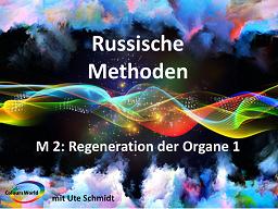 Webinar: Russische Methoden 2: Regeneration der Organe